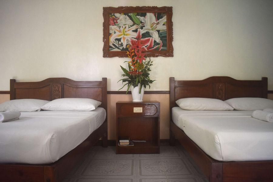 duluxe eco room