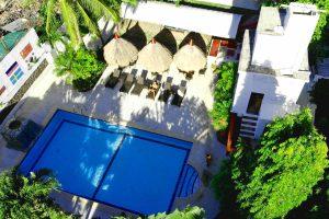 eco friendly pool in boracay