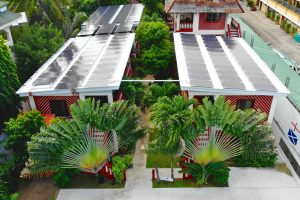 sustainable solar in eco resort boracay