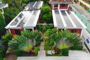 sustainable solar in eco resort boracay